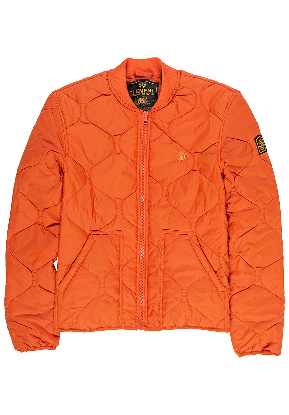 Element Northwoods Jacke für Damen Orange