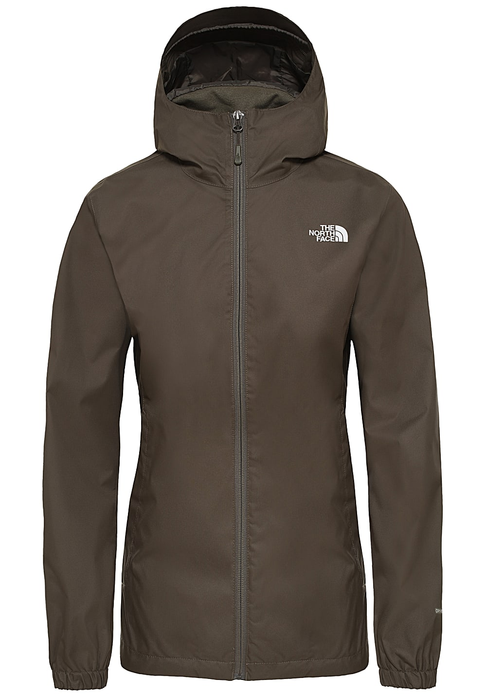 jacke damen braun the north face