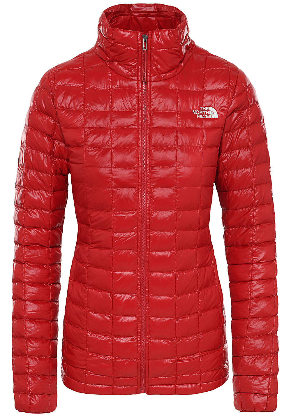 THE NORTH FACE Thermoball Eco Funktionsjacke für Damen Rot