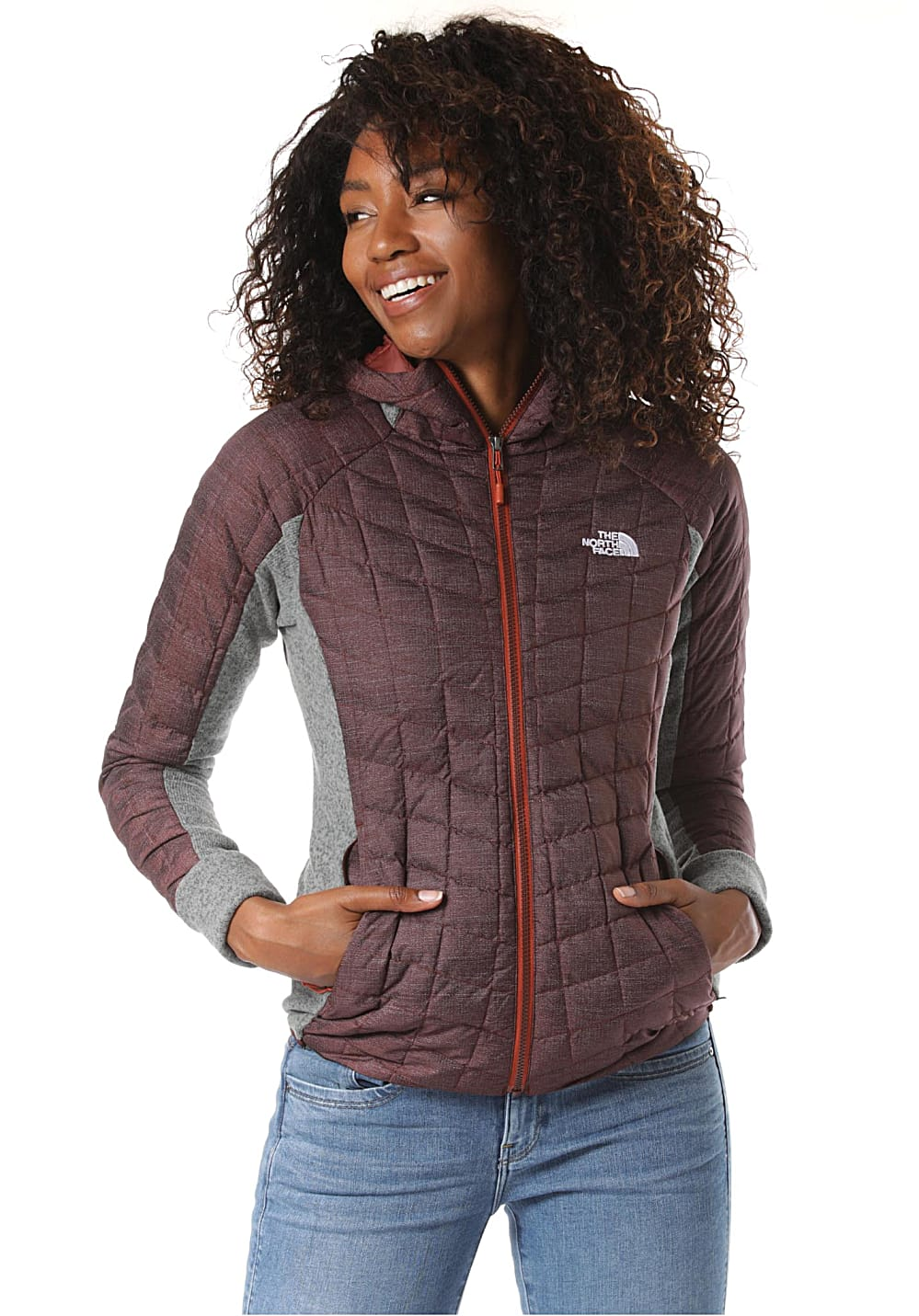 the north face damen jacke thermoball
