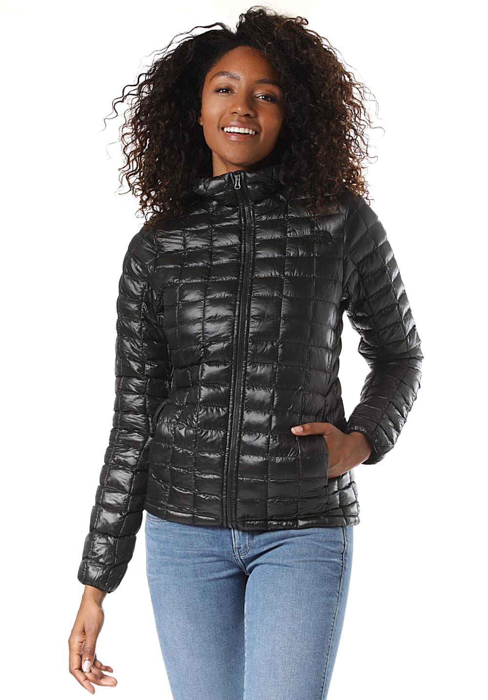 thermoball jacke north face damen
