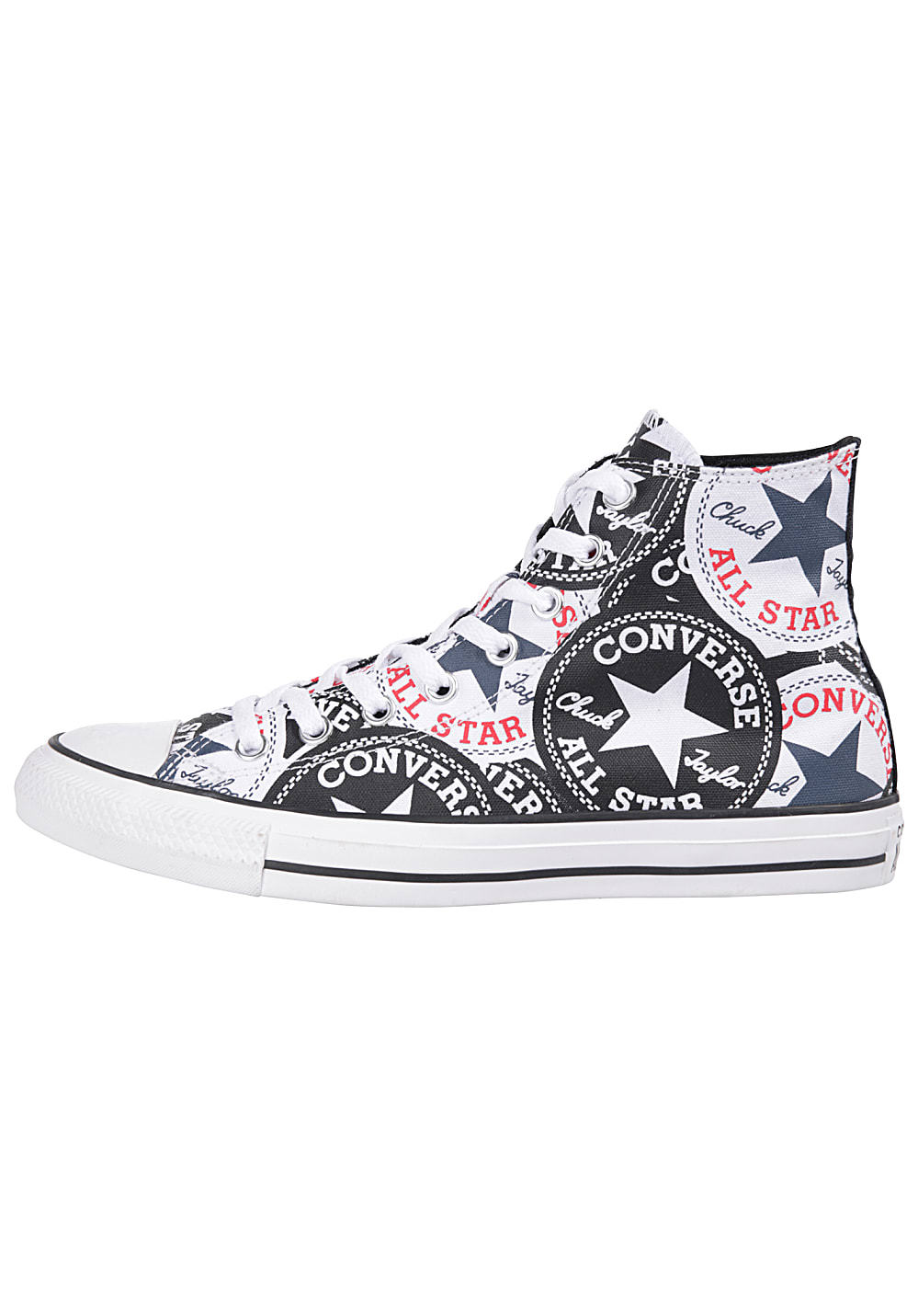 Converse Chuck Taylor All Star Hi Sneaker Camouflage