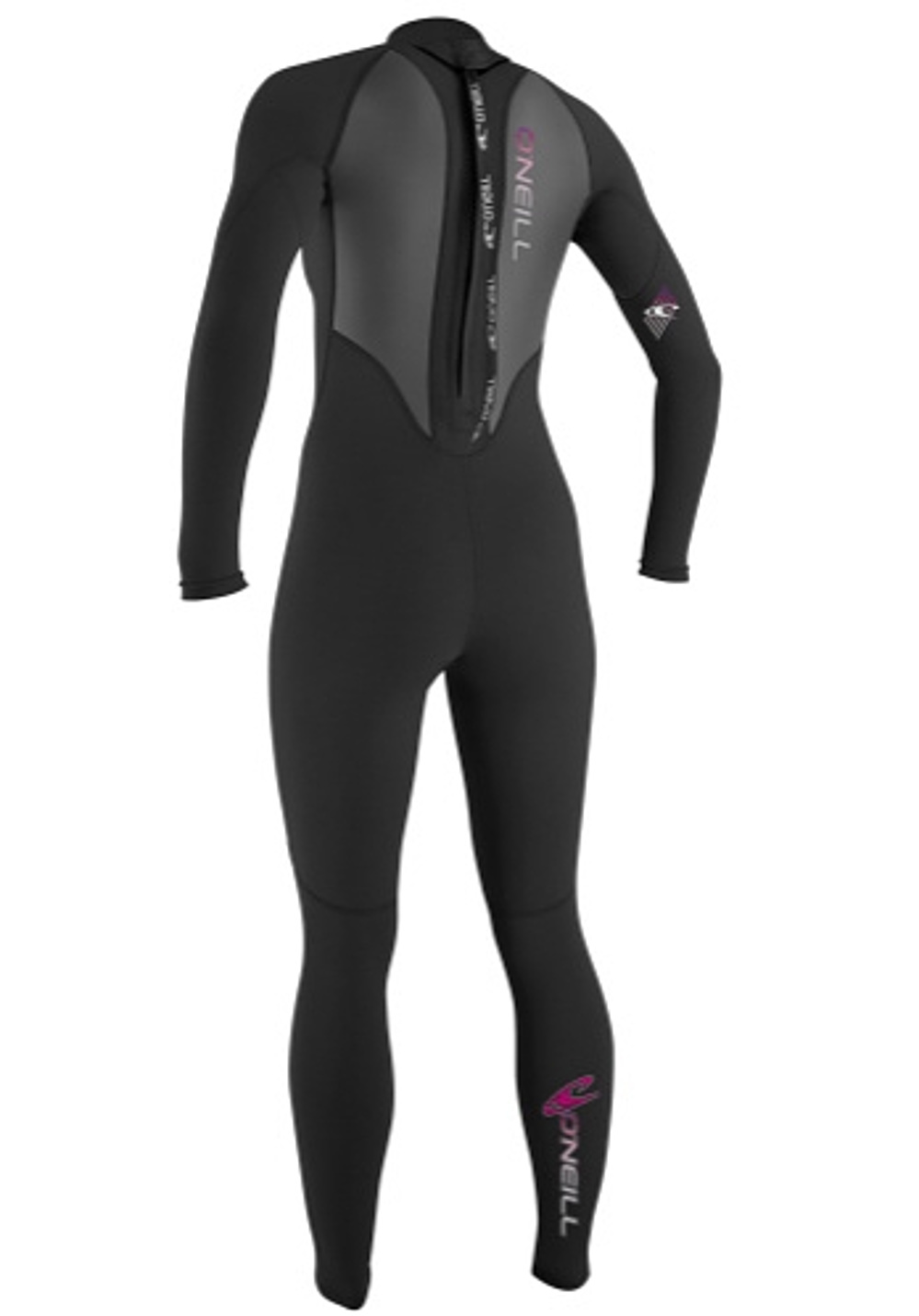 O Neill Reactor 3 2mm - Wetsuit for Women - Black - Planet Sports 7db4e5c3a