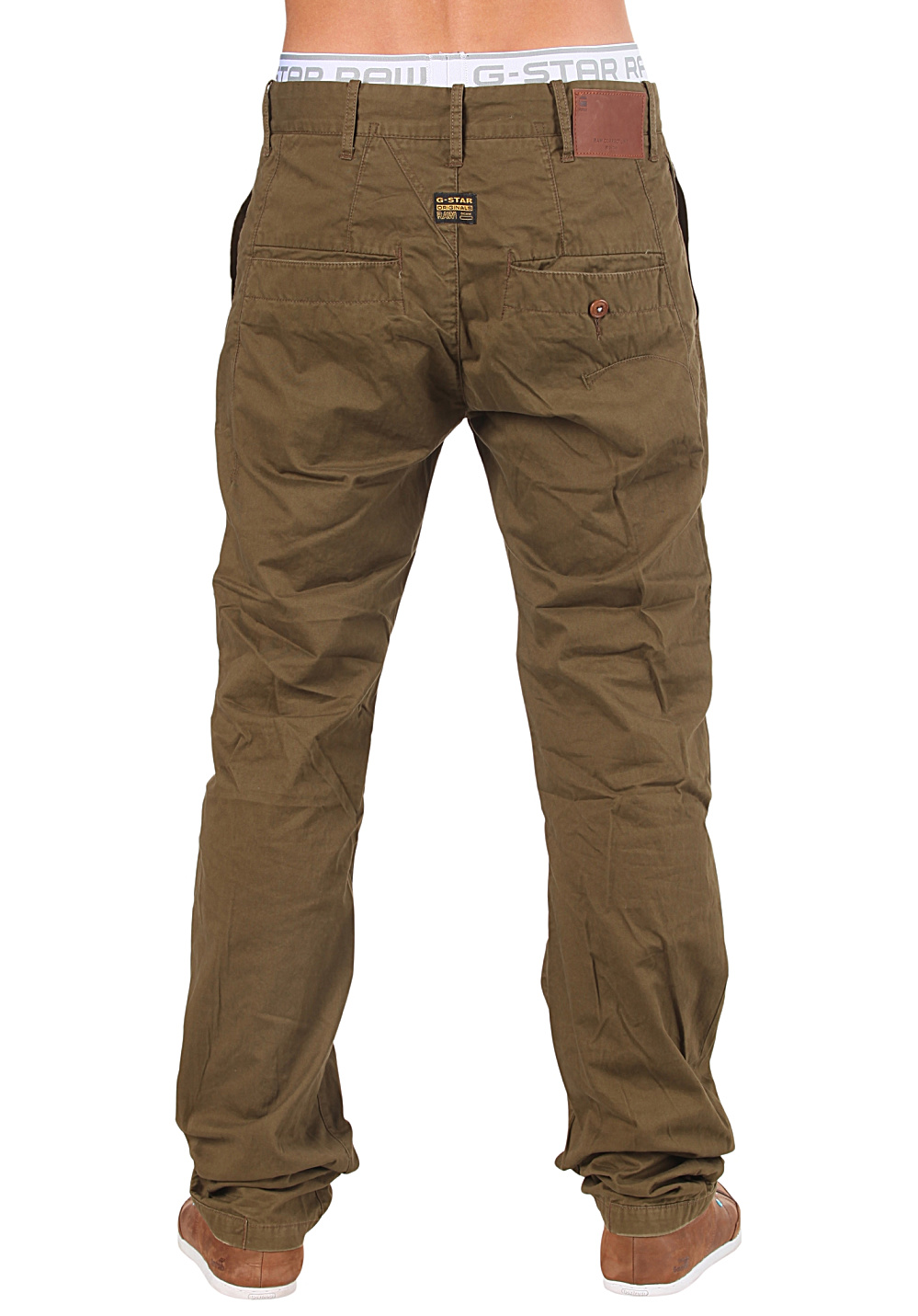 G-STAR CL New Bronson Chino Tapered Pant - Denim Jeans for Men ... 78c1246ad6605