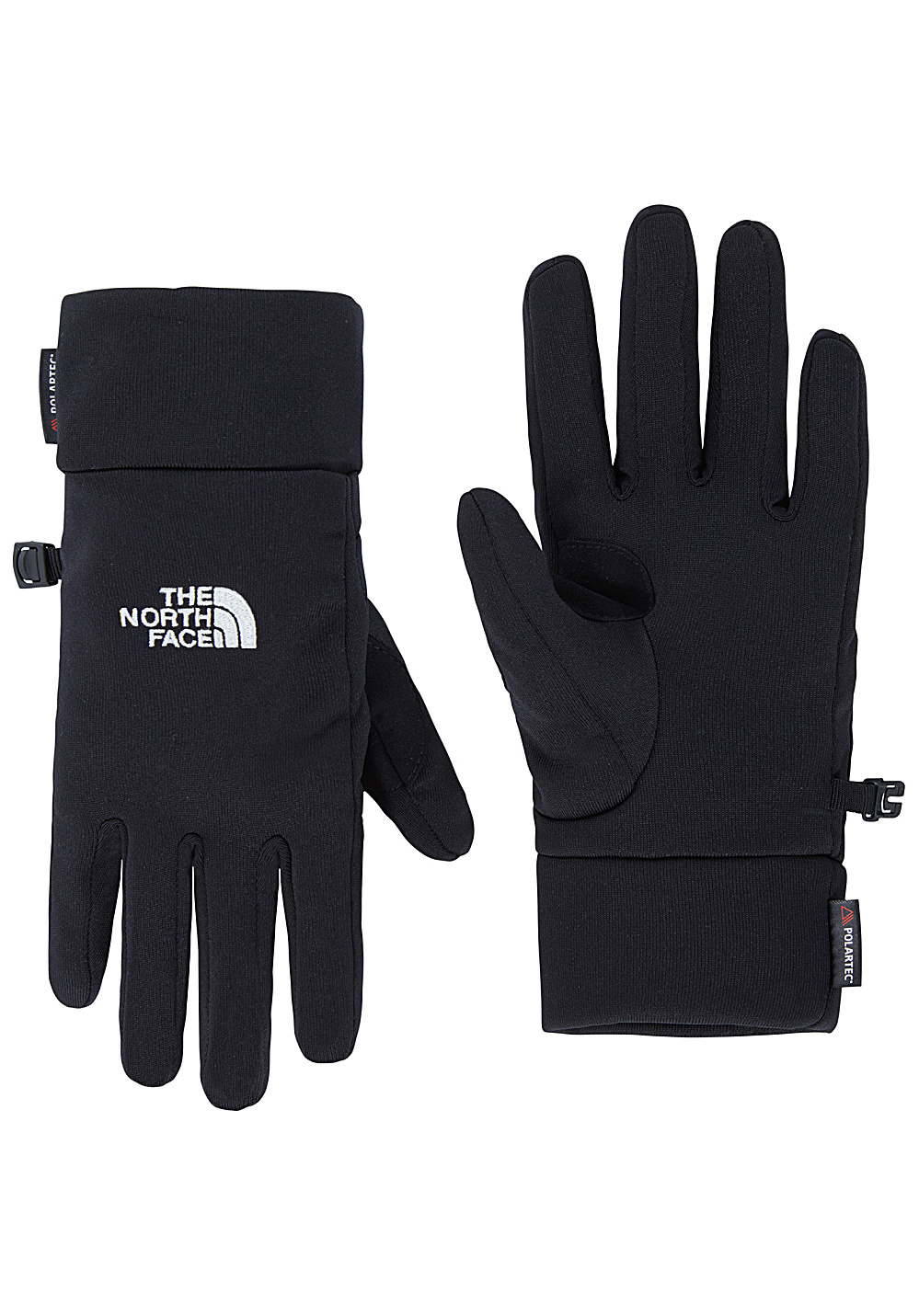 bdf741a59 THE NORTH FACE Power Stretch - Gloves for Men - Black - Planet Sports