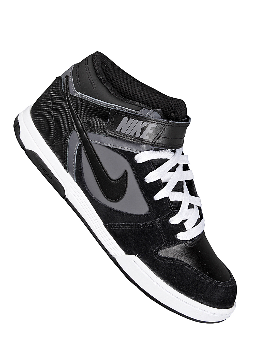 online store 0547f 488b0 NIKE SB Air Twilight Mid - Sneakers for Men - Black