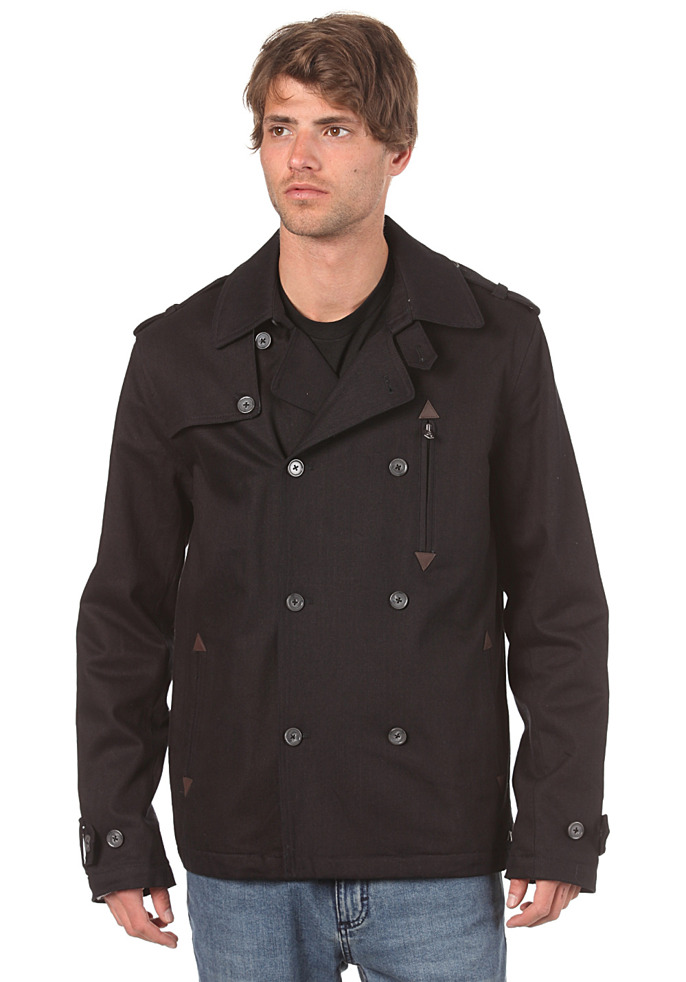 ANALOG Hunter Jacket waxed - Jacket for Men