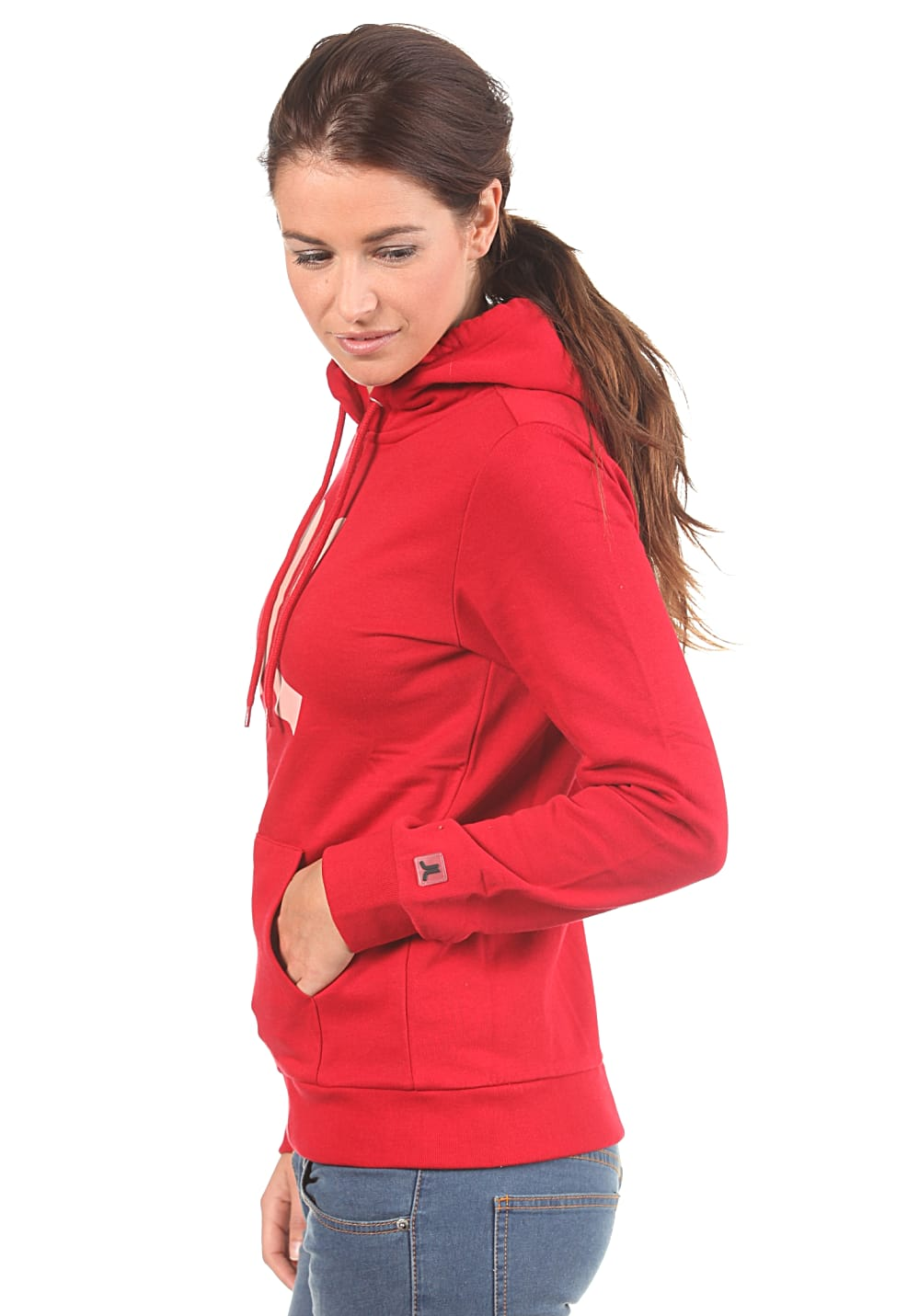 Wesc Icon Red Sweat