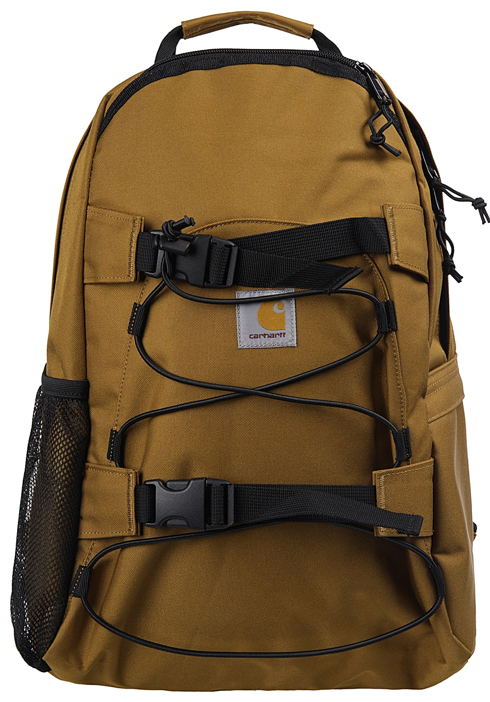 carhartt wip kickflip sac dos pour homme marron planet sports. Black Bedroom Furniture Sets. Home Design Ideas