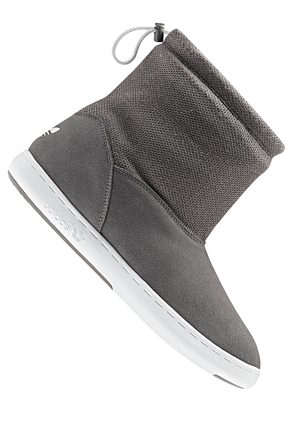 ADIDAS Attitude Winter Hi Boots for Women Grey