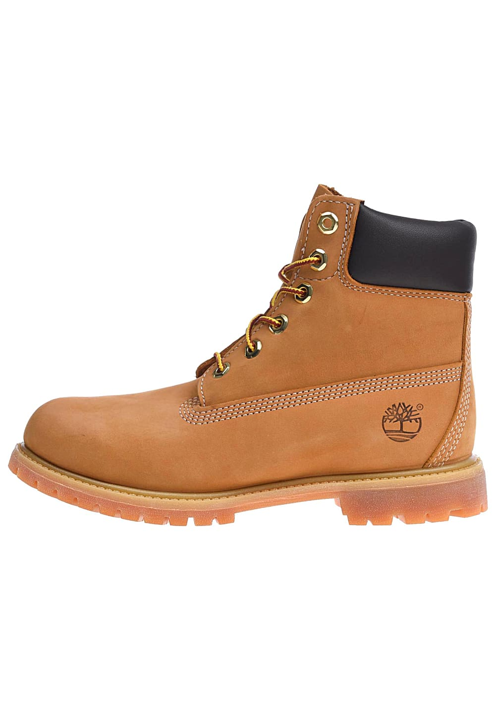 timberland 6 inch premium boots for women beige planet sports. Black Bedroom Furniture Sets. Home Design Ideas