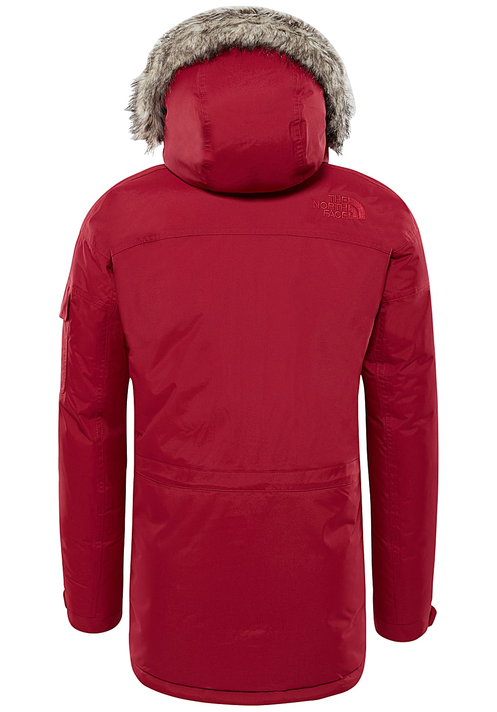 The Per Sports North Uomo Mcmurdo Giacca Rosso Planet Outdoor Face nnP1H