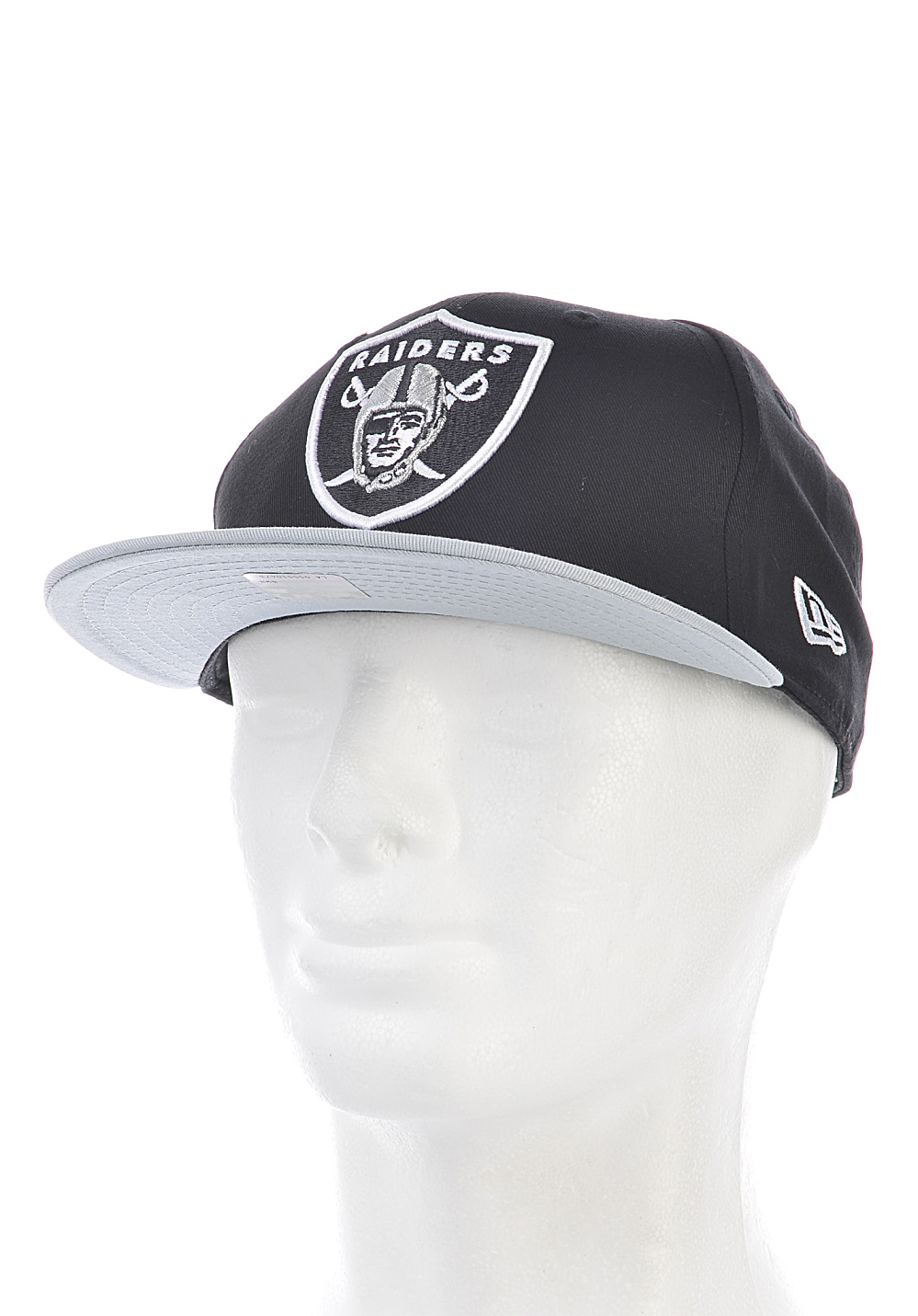 1beecd3737e ... NEW Era 9Fifty Oakland Raiders - Snapback Cap - Grey. Back to Overview.  1  2. Previous