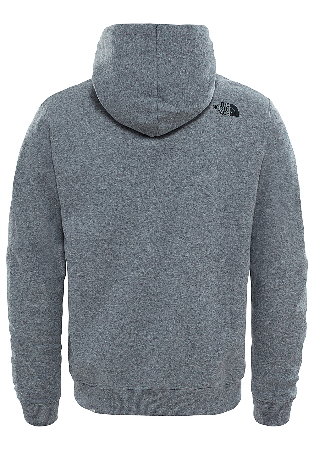 a5f07238c THE NORTH FACE Open Gate Fullzip - Hooded Jacket for Men - Grey