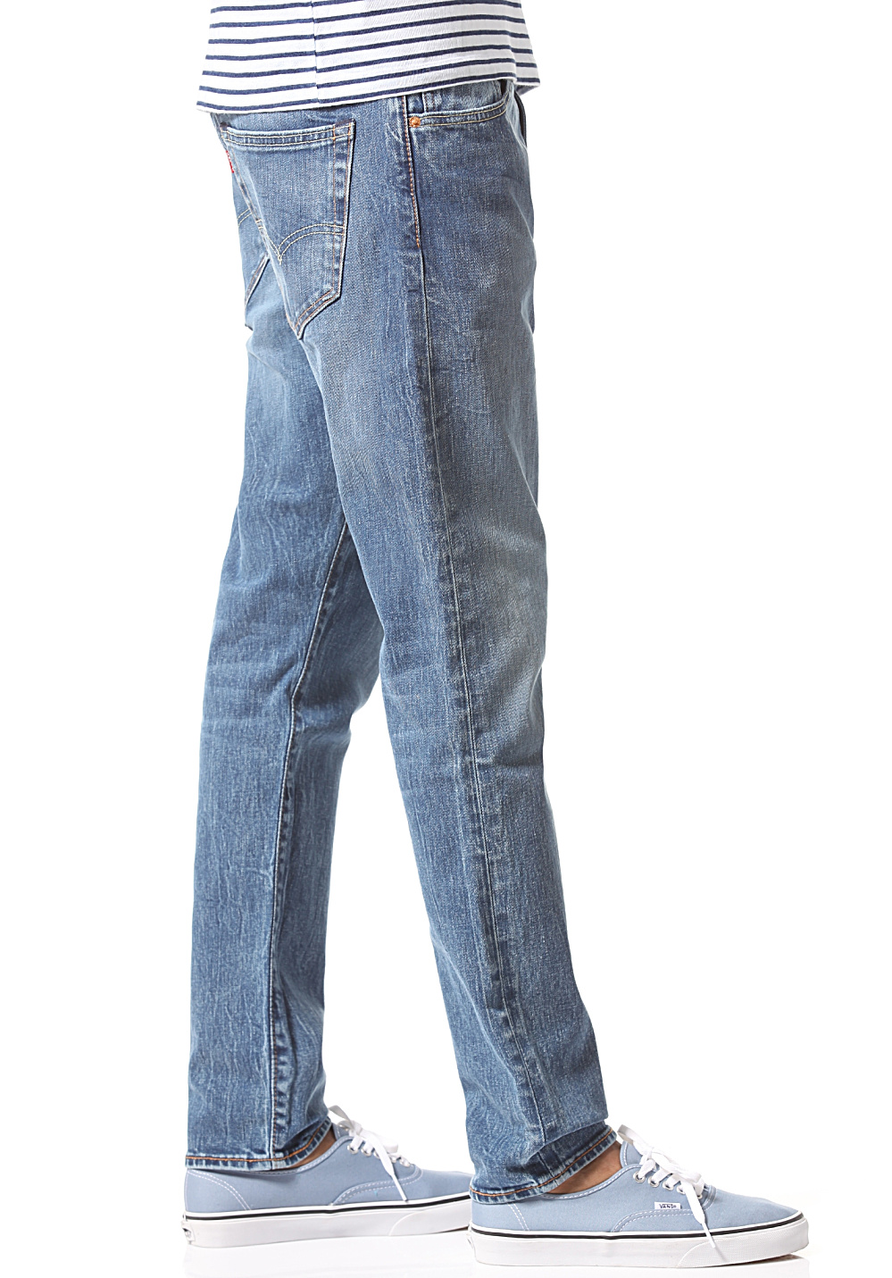 Hommes Levis jpg Fit Taper Extreme Jean Bleus 520 nXxaqXBwg