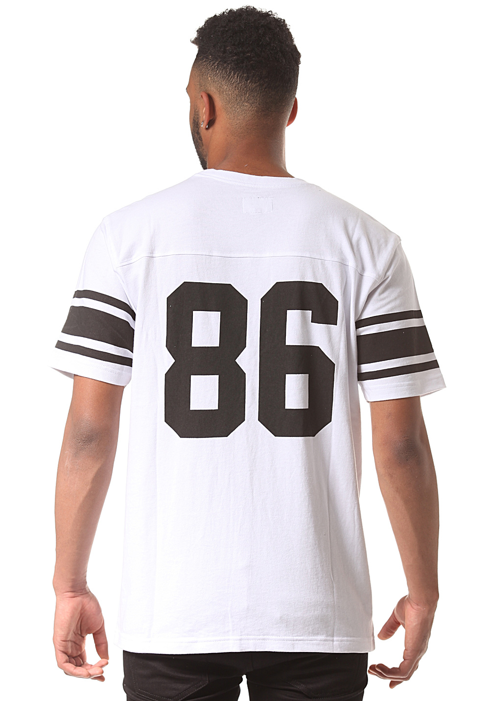 Home · HUF Wrecking Crew Football Jersey - T-Shirt for Men - White. Back to  Overview. 1  2  3. Previous. Next 0b994a4b6