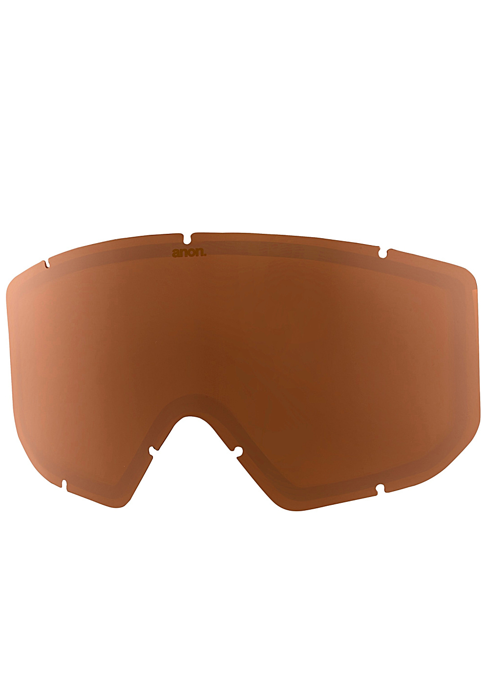 Anon Relapse Lens - Brille für Herren - Orange