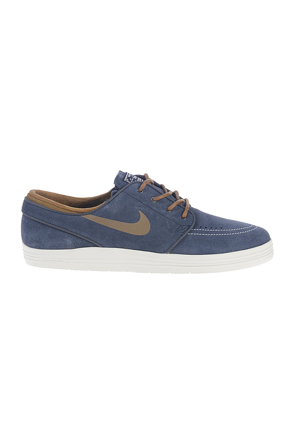 nike sb lunar stefan janoski baskets pour homme bleu planet sports. Black Bedroom Furniture Sets. Home Design Ideas