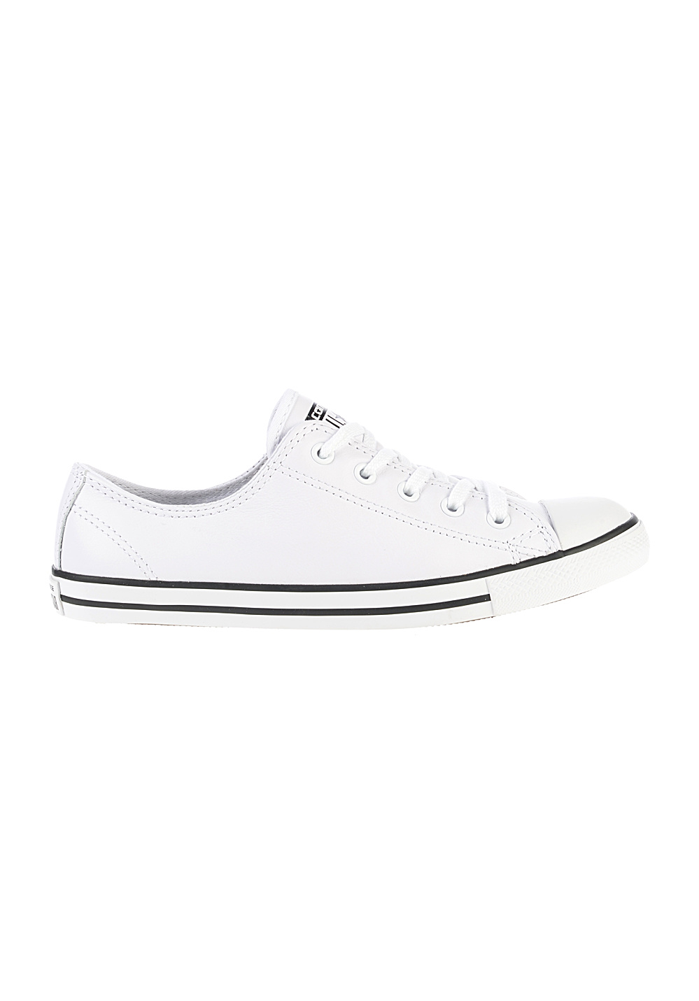 Converse Chuck Taylor All Star Dainty Ox Sneakers for Women White