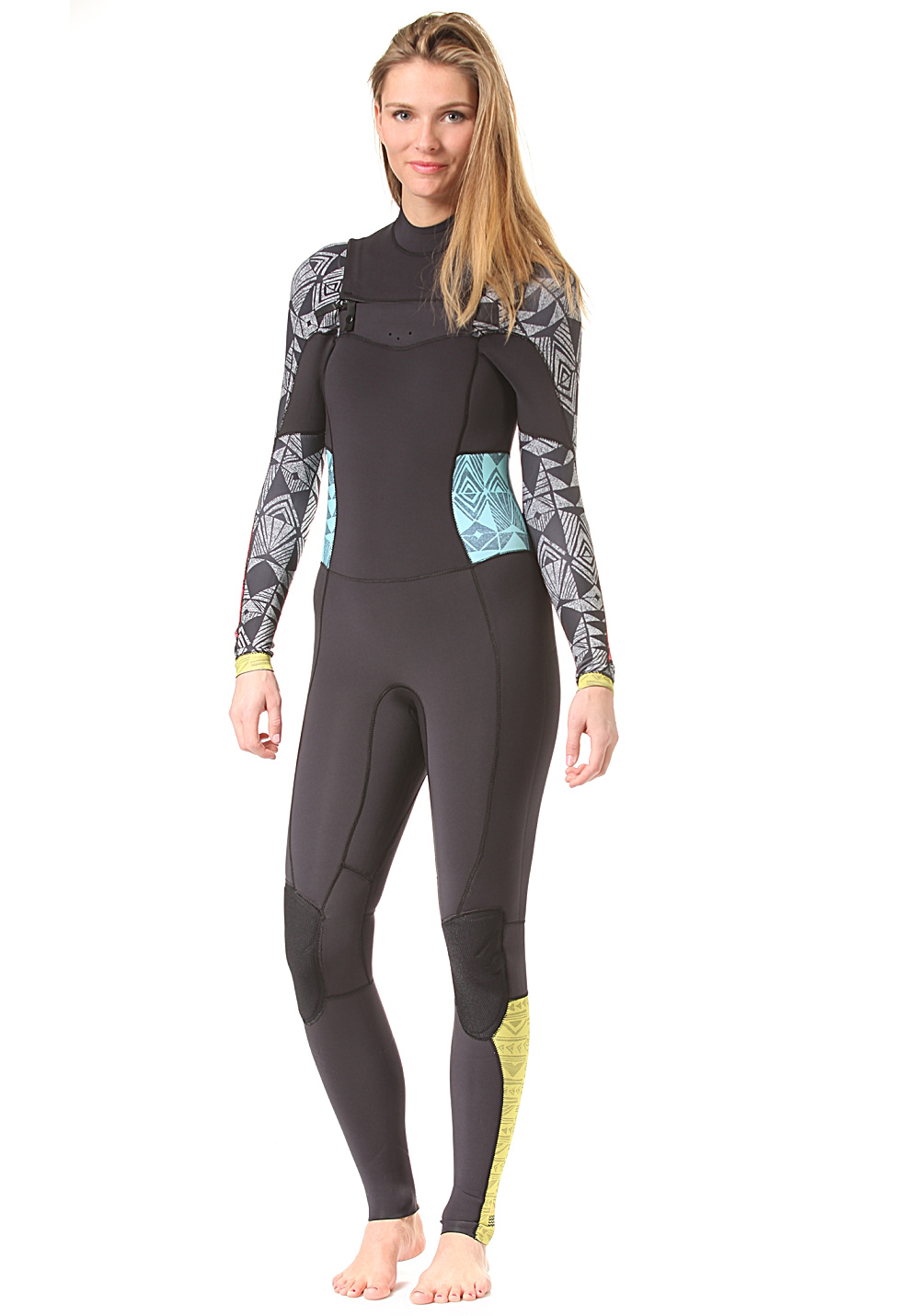 billabong salty dayz 3x2 ez l s combinaison en n opr ne pour femme multicolore planet sports. Black Bedroom Furniture Sets. Home Design Ideas