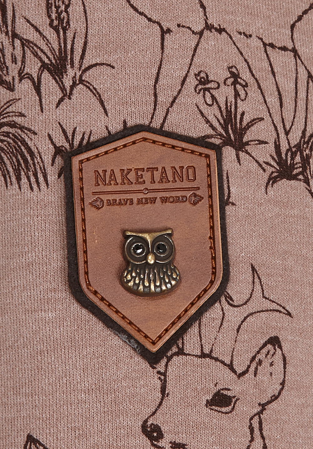 Next. This product is currently out of stock. NAKETANO. Darth Im Spessart  III - Hooded Sweatshirt ... d4a09b7b89