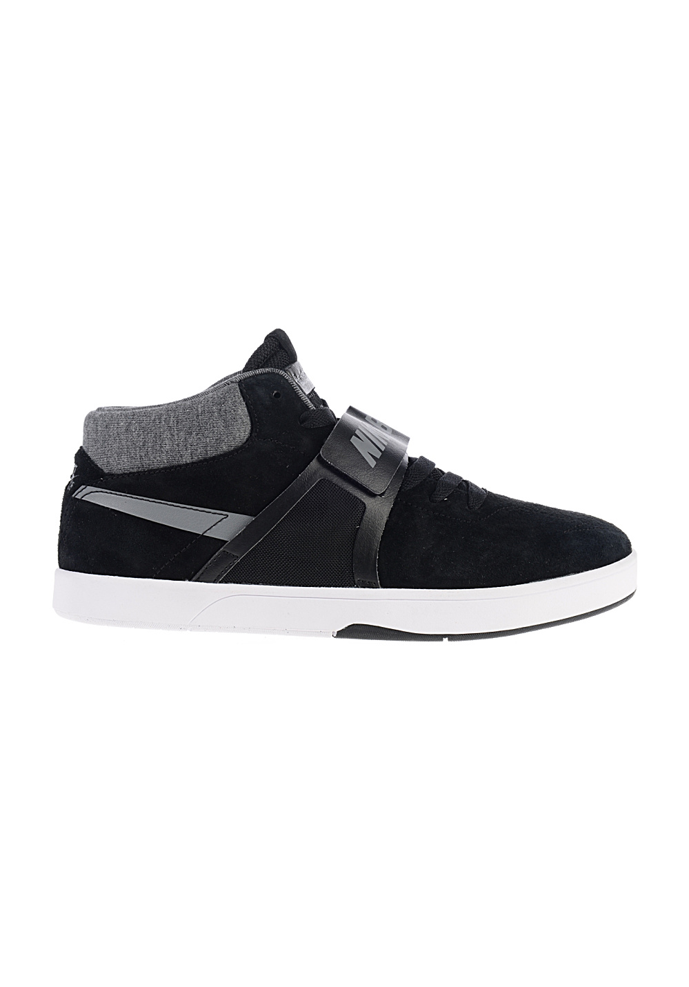 nike sb eric koston mid prem baskets pour homme noir planet sports. Black Bedroom Furniture Sets. Home Design Ideas