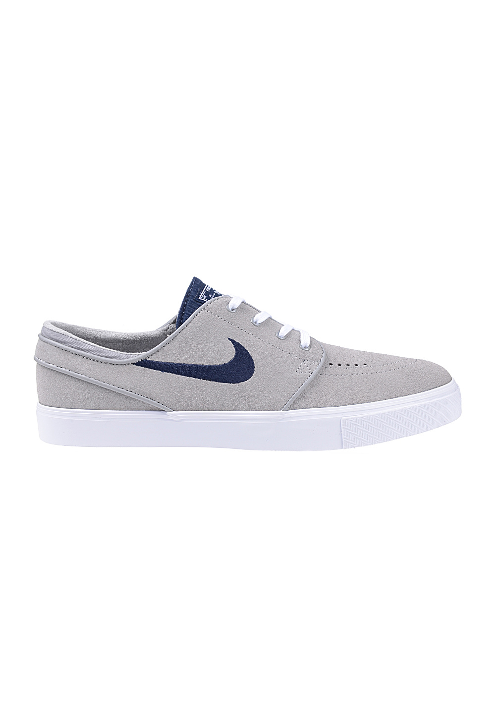 nike sb zoom stefan janoski baskets pour homme gris planet sports. Black Bedroom Furniture Sets. Home Design Ideas