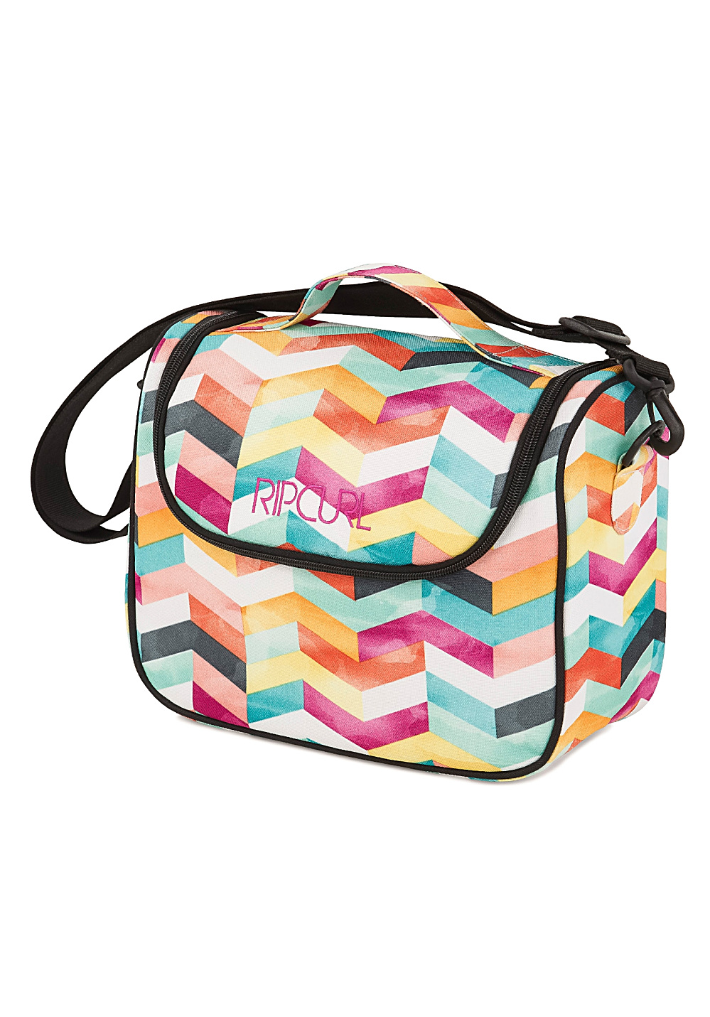rip curl prism vanity trousse de toilette pour femme multicolore planet sports. Black Bedroom Furniture Sets. Home Design Ideas