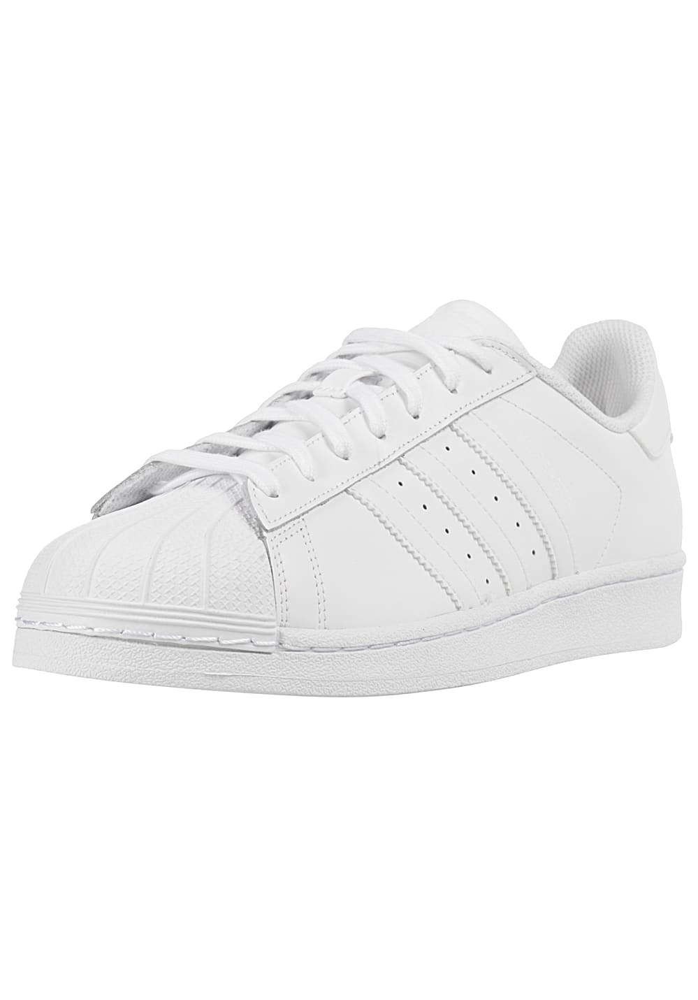 Planet Baskets Sports Foundation Blanc Originals Superstar