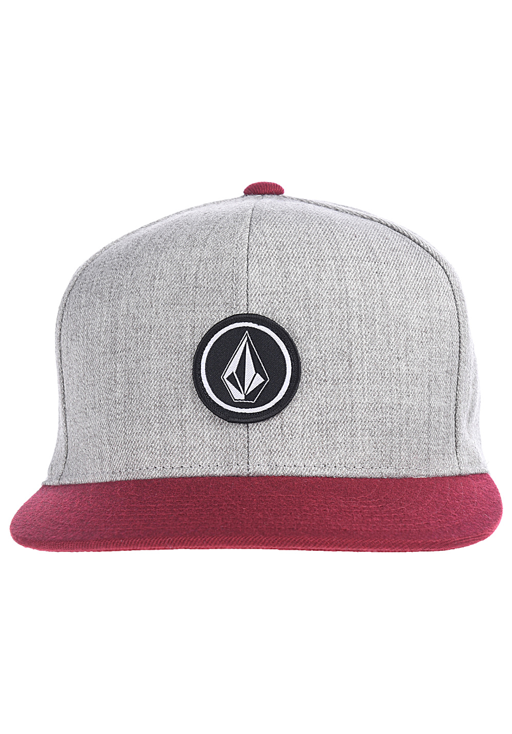18216ed5dbfaa6 ... Snapback Caps · Volcom Quarter Twill - Snapback Cap for Men - Grey.  Back to Overview. 1; 2; 3; 4. Previous. Next