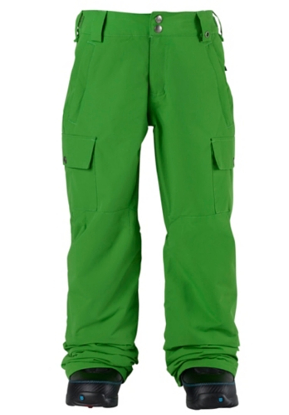 Burton Exile Cargo - Snowboard Pants for Kids Boys - Green ...