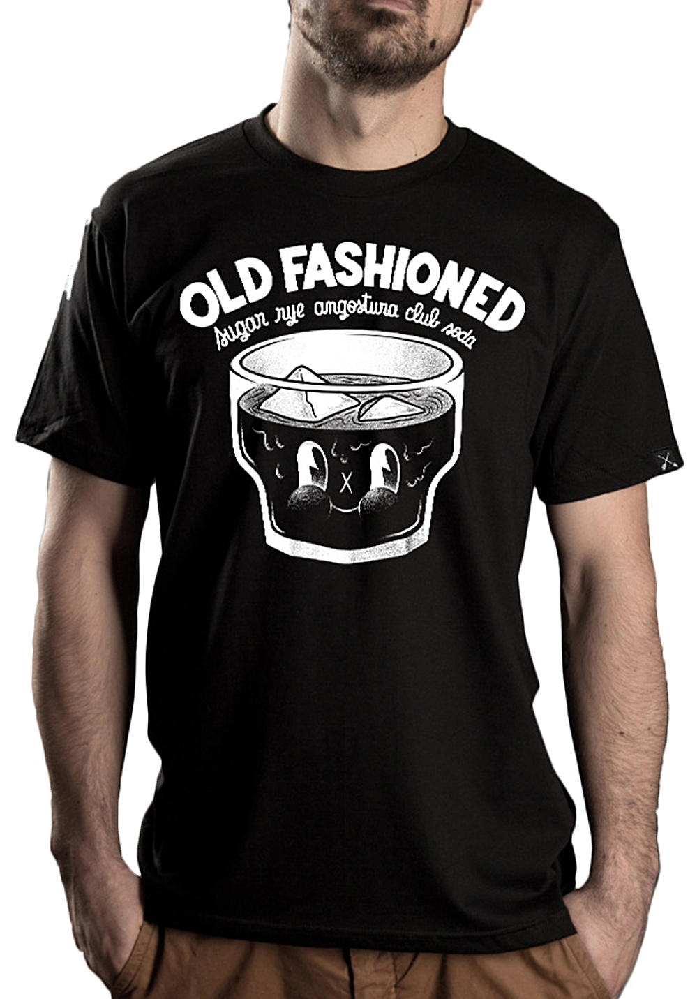 Old Fashioned Ribbed Shirt