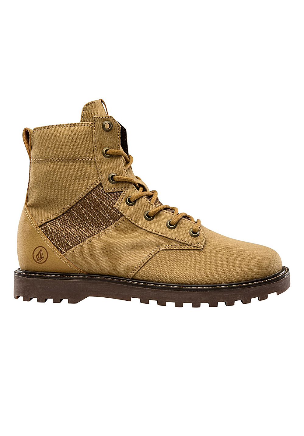 3720023c532c Volcom Hemlock - Boots for Women - Beige - Planet Sports