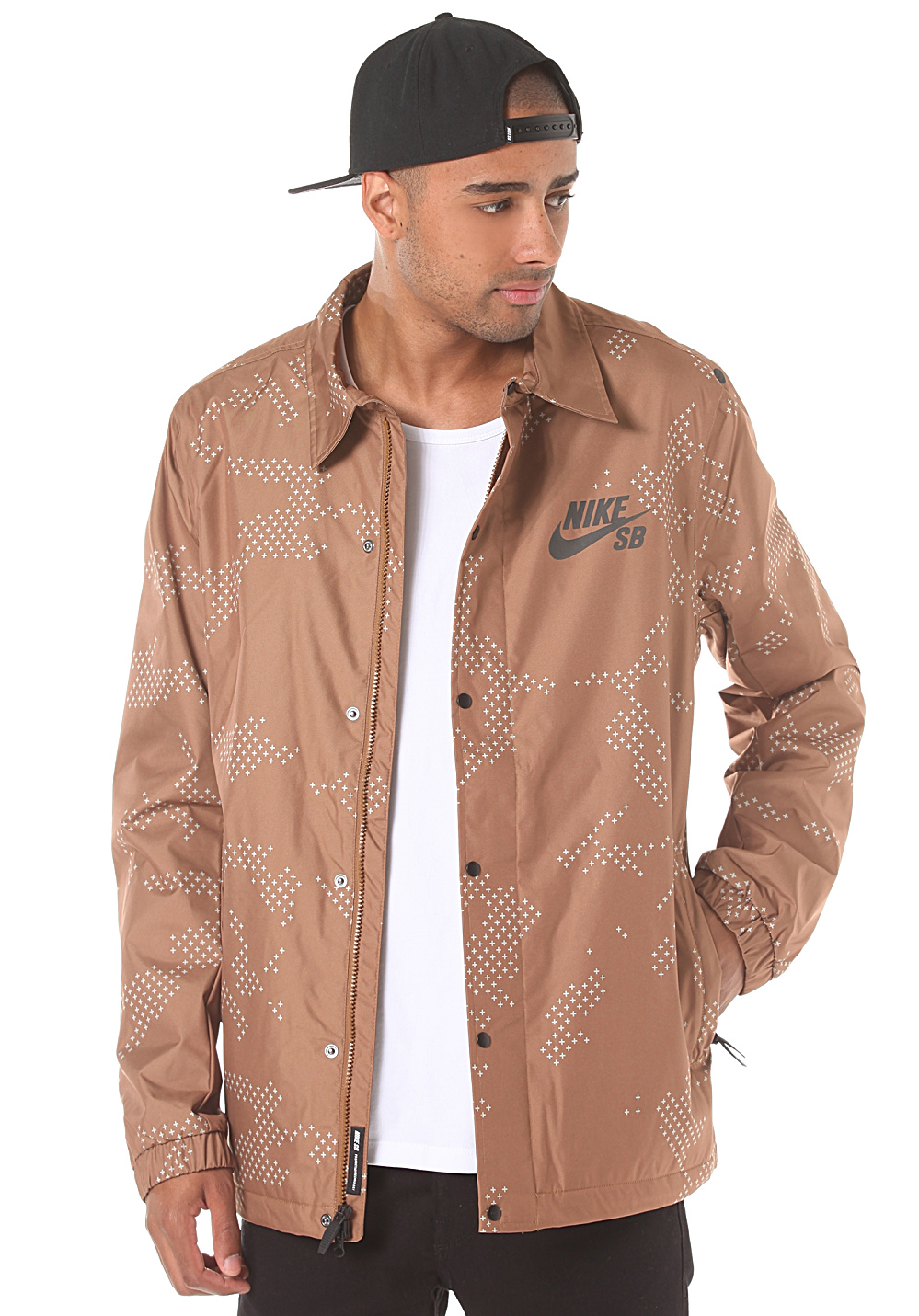 Nike Marron Sb Homme Veste Asst Coaches Pour Planet Sports qZqfCwz