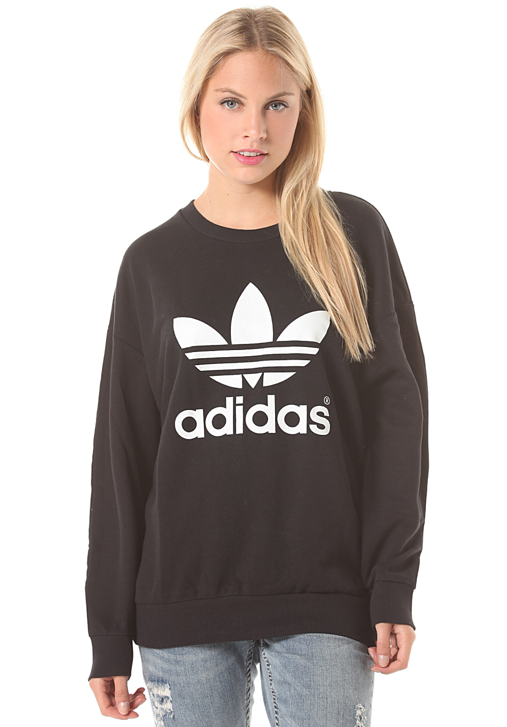 comprare on line 86afe dd605 felpe adidas donne scontate