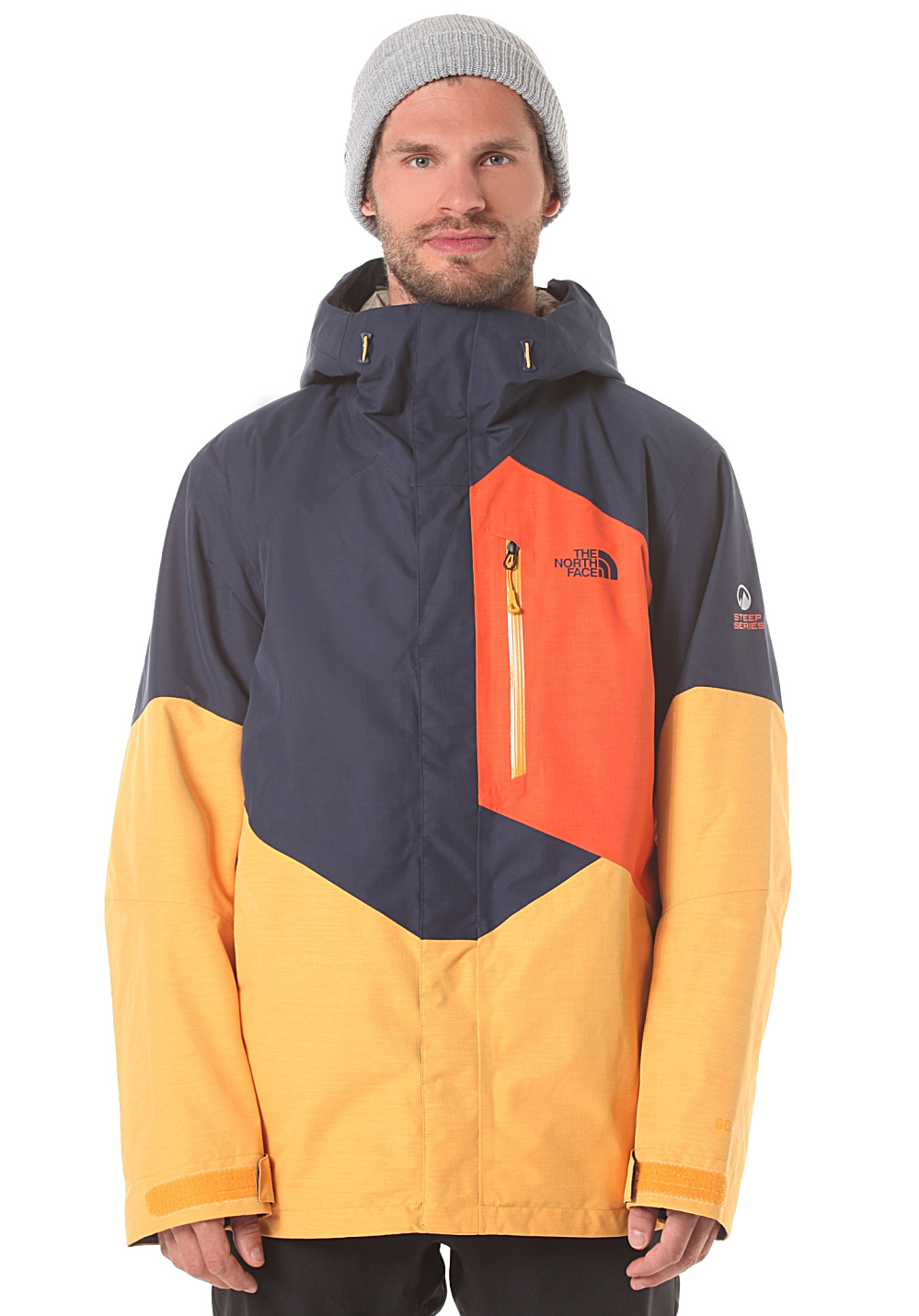 8657735ce THE NORTH FACE NFZ Insulated - Snowboard Jacket for Men - Multicolor
