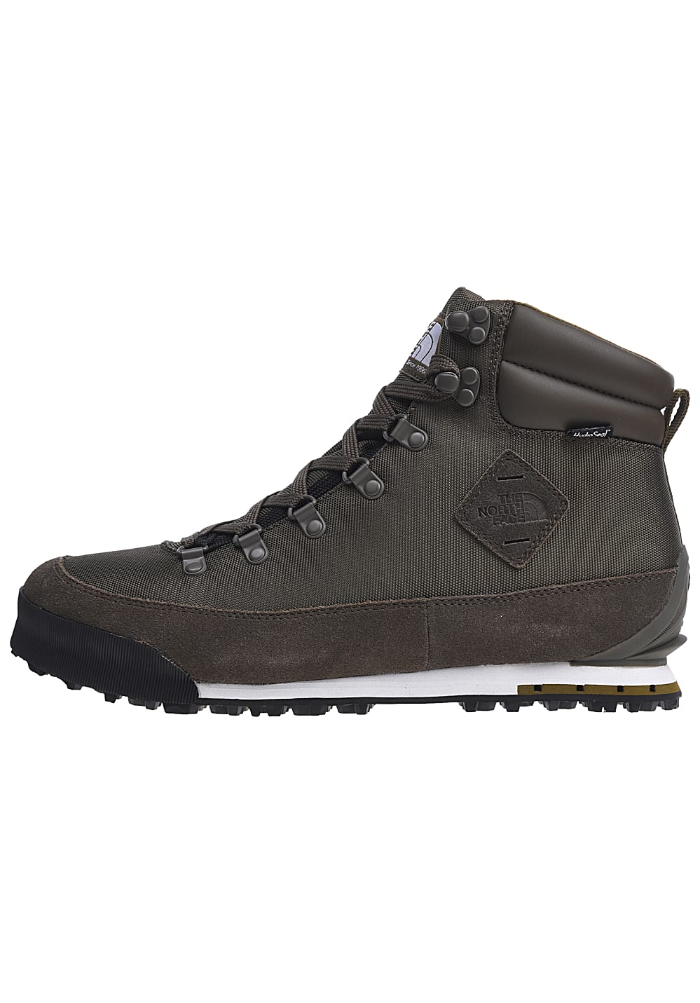 a2aa9b68f THE NORTH FACE Back-2-Berkeley Nl - Hiking Shoes for Men - Green ...