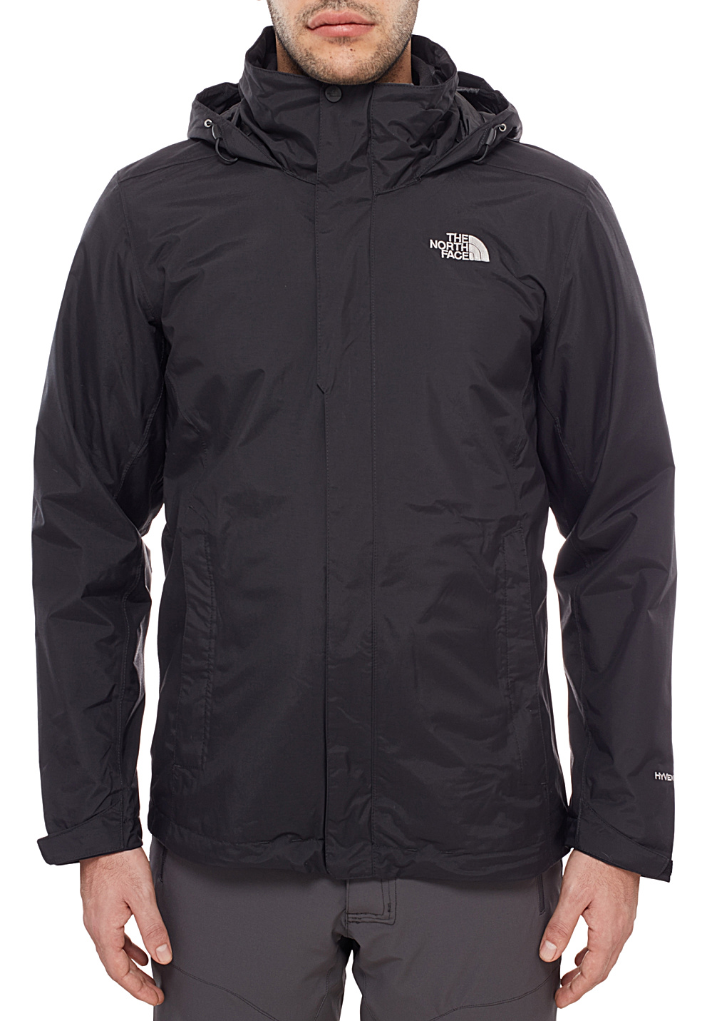 00440c14b243 THE NORTH FACE Evolution II Triclimate - Jacket for Men - Black ...