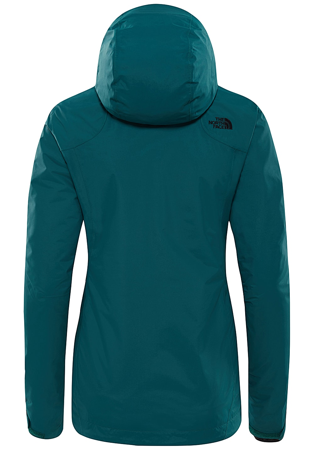 the best attitude e5667 94f2b THE NORTH FACE Evolution II Triclimate - Functional Jacket for Women - Green