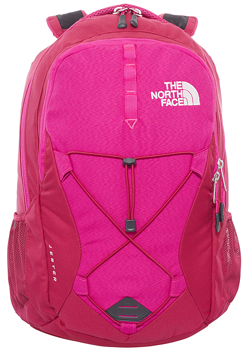 the north face jester sac dos pour femme rose planet sports. Black Bedroom Furniture Sets. Home Design Ideas