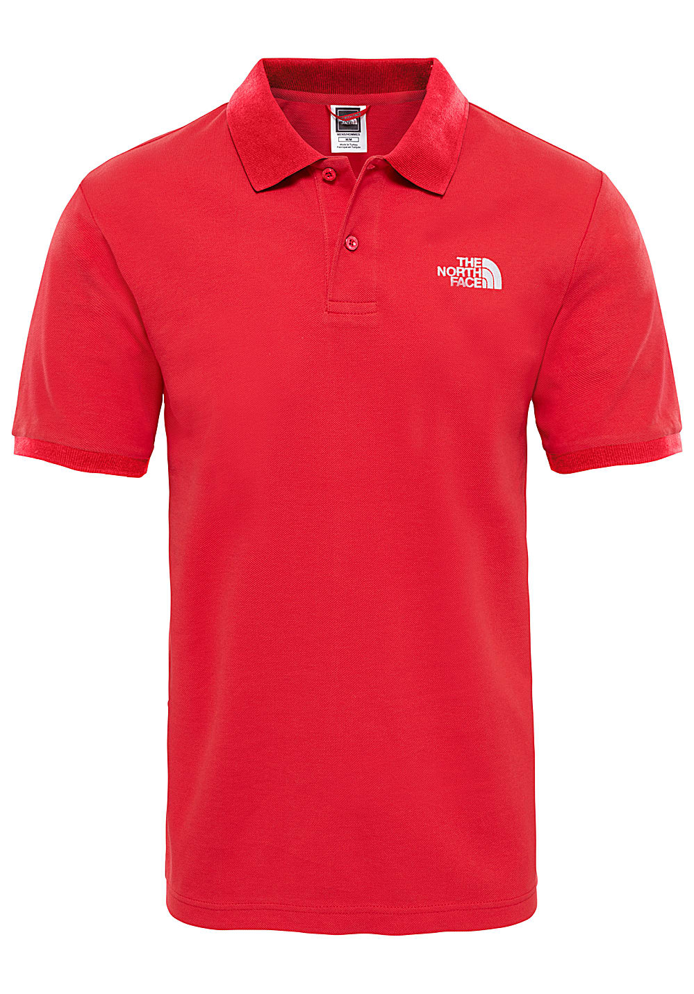 c027a5fae THE NORTH FACE Piquet - Polo Shirt for Men - Red
