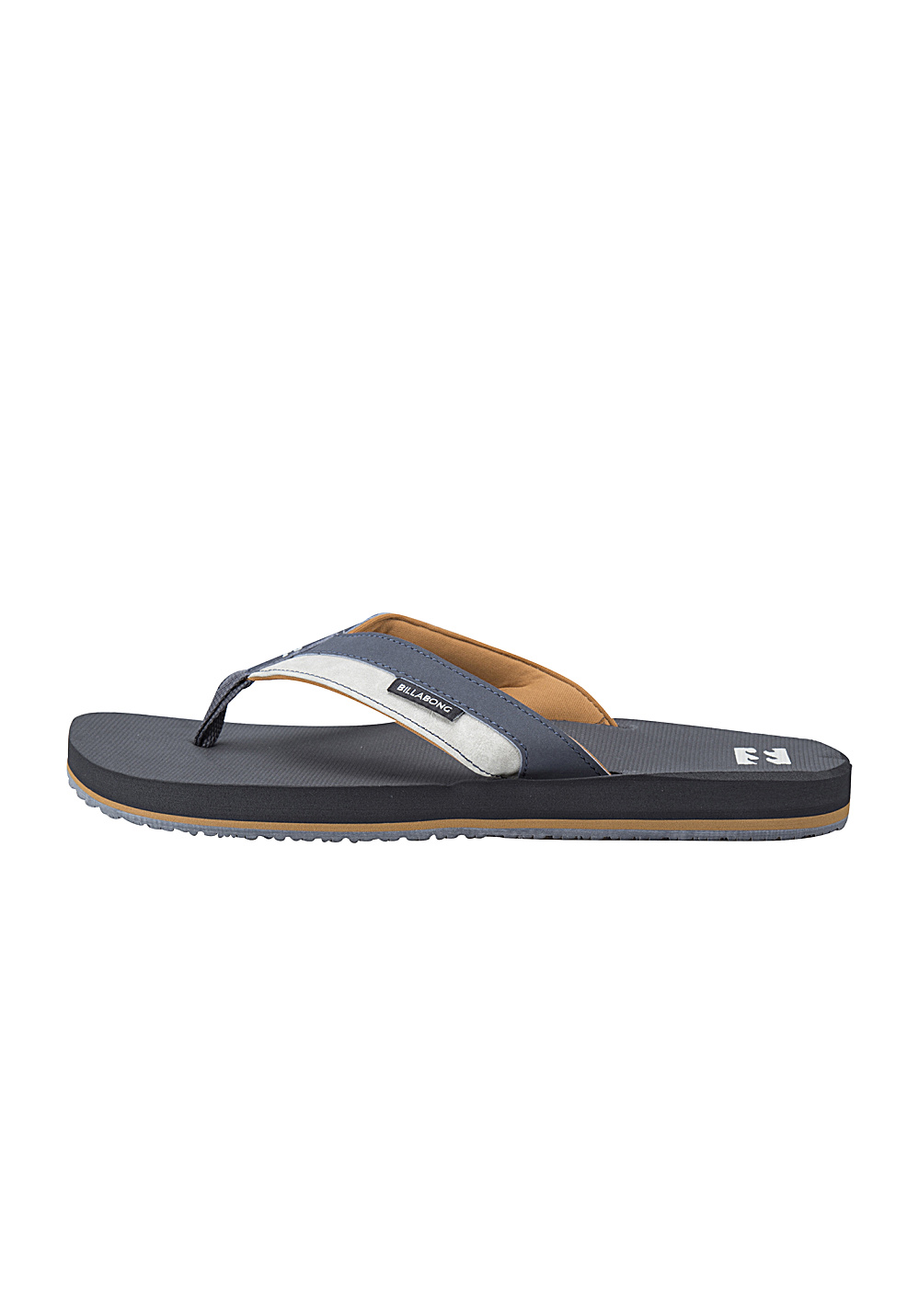 BILLABONG All Day Impact - Tongs pour Homme - Gris
