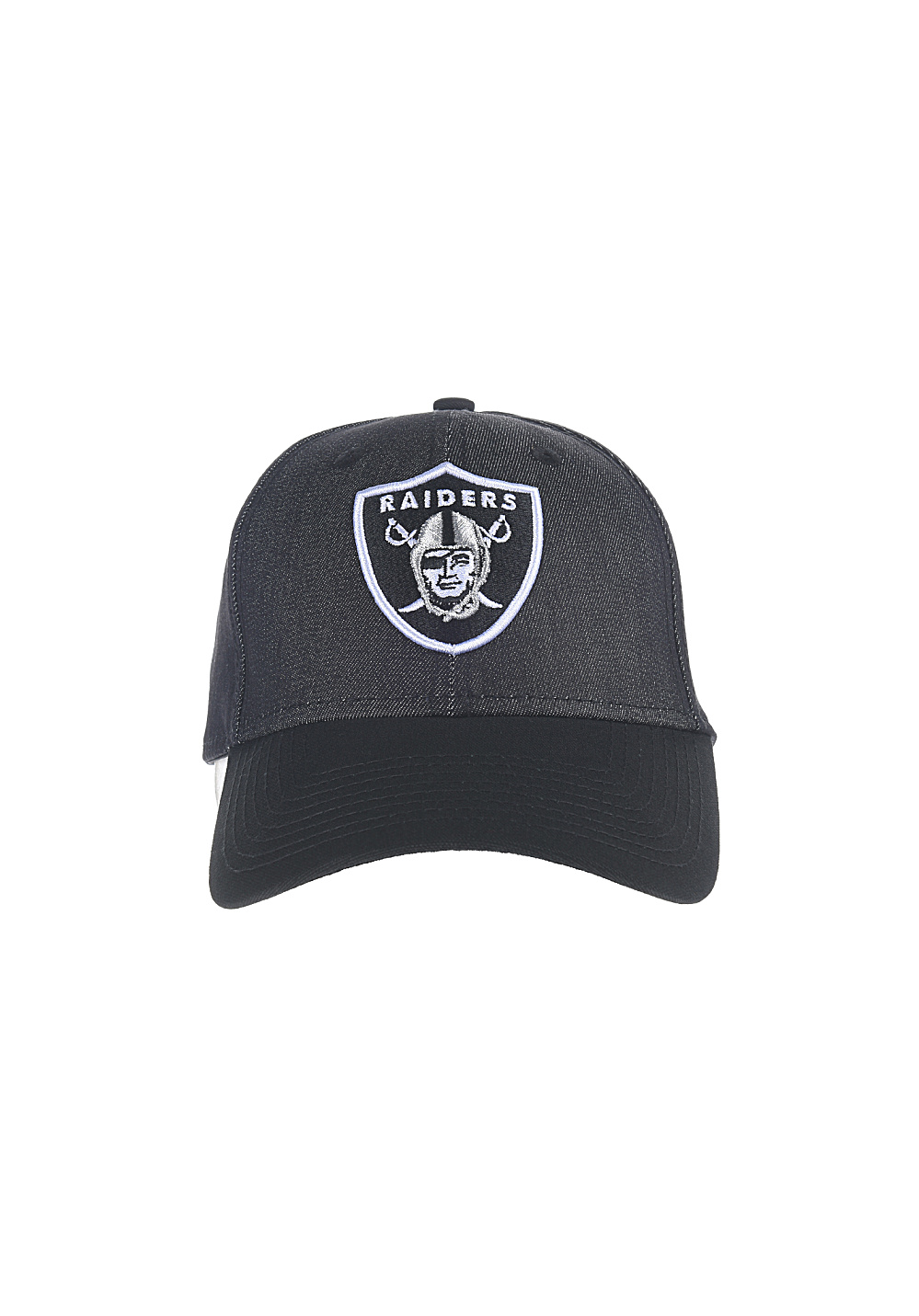 18bf0a31 NEW Era Team Stretch Canvas Oakland Raiders - Cap - Black - Planet ...