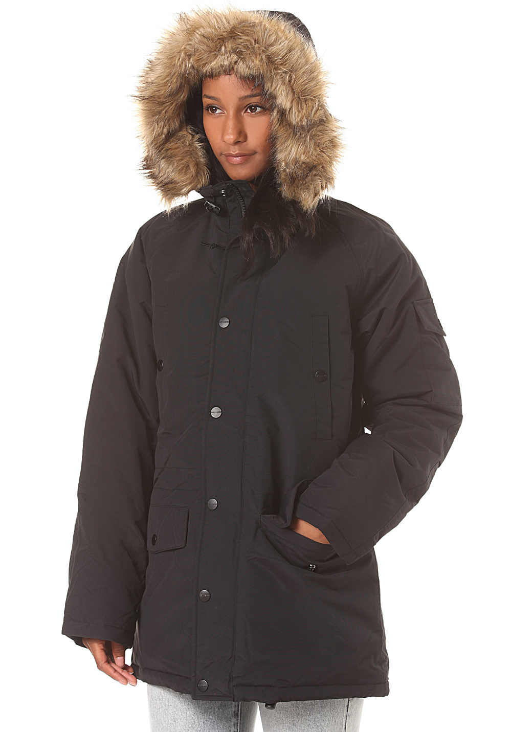 eaba9d62b982 Next. This product is currently out of stock. carhartt WIP. Anchorage - Coat  for Women. €199.95