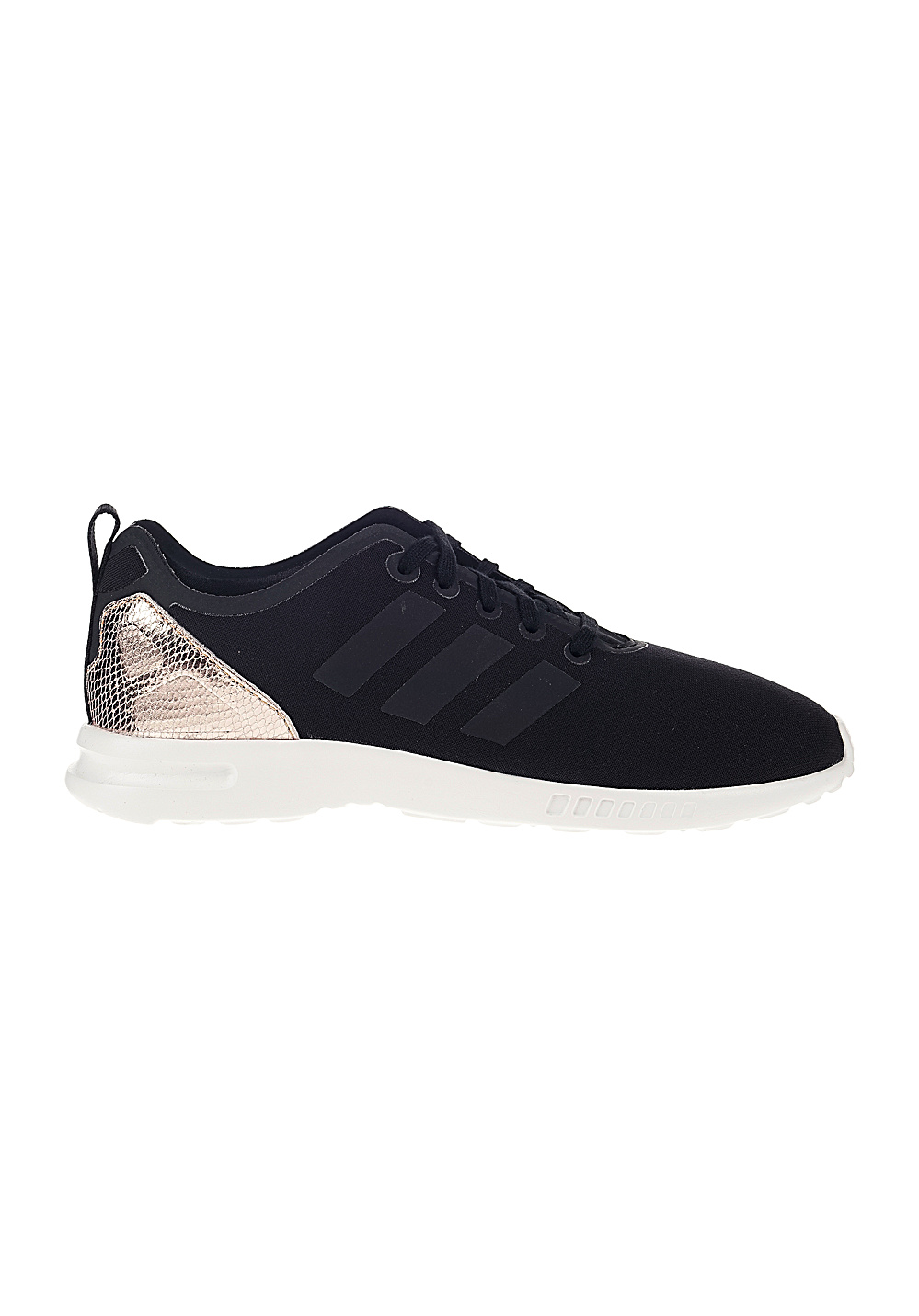 Dein Shop für Action Sports, Streetwear  ADIDAS ZX Flux ADV Smooth -  Sneakers for Women - Black - Pla buy popular 96801 . ... a463459e41