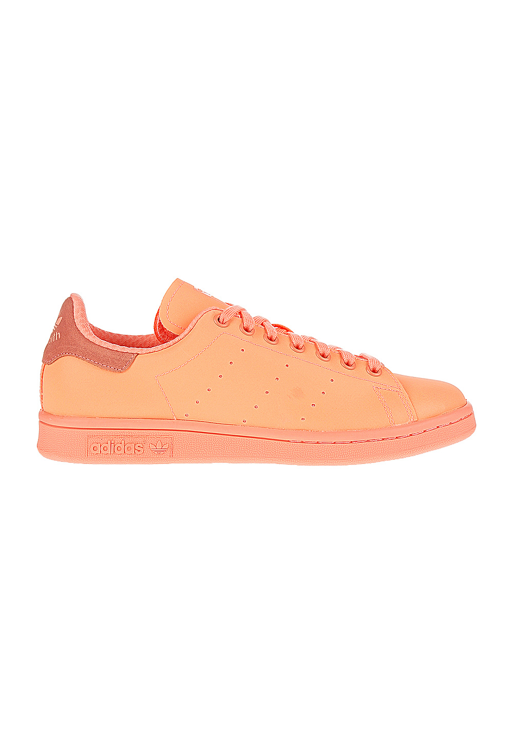 adidas stan smith adicolor sneakers for women orange planet sports. Black Bedroom Furniture Sets. Home Design Ideas
