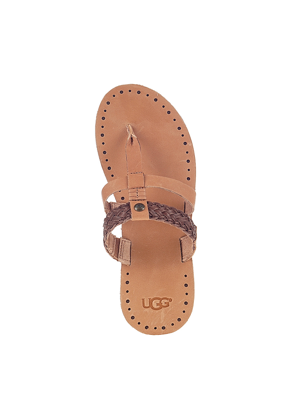 4ee27d21f74 UGG Australia Audra - Sandals for Women - Brown