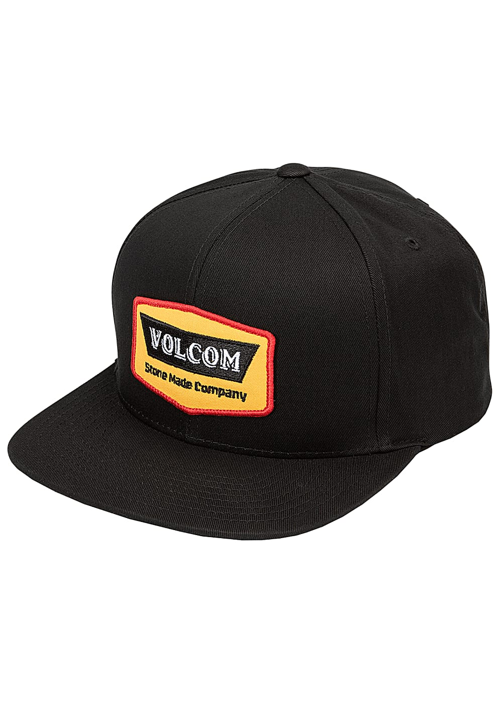 best service 9b1cb 977e0 ... Volcom Cresticle - Snapback Cap - Black. Back to Overview. 1  2.  Previous
