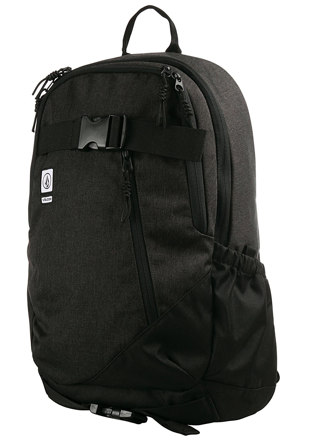 a79d39c4a Volcom Substrate - Backpack - Black - Planet Sports