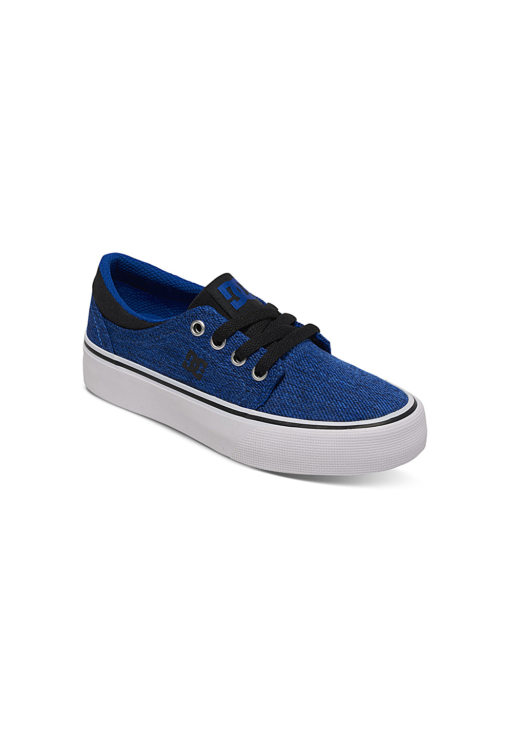 DC Trase TX SE Sneakers for Kids Boys Blue